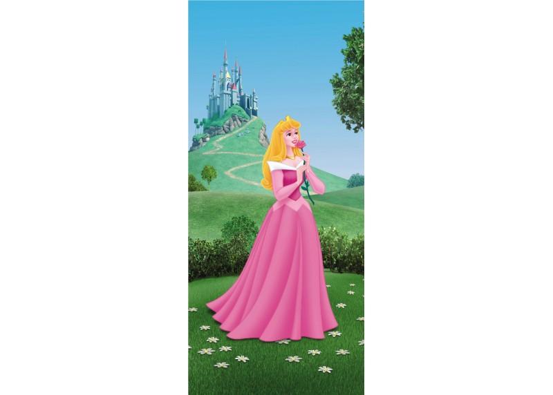 Aurora, Disney, AG Design, fototapeta do dětského pokoje, lepidlo součástí balení, 90x202
