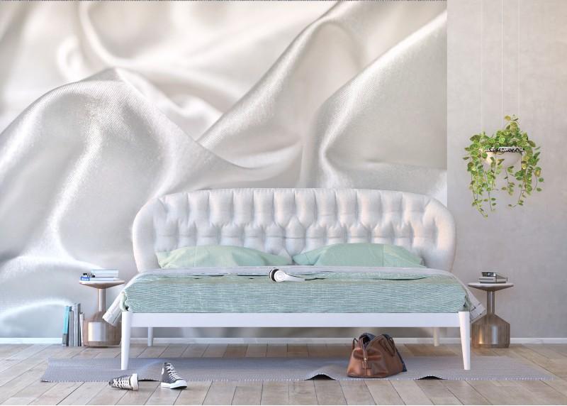 Hedvábí, AG Design, fototapeta ekologická vliesová do obývacího pokoje, ložnice, jídelny, kuchyně, lepidlo součástí balení, 360x270