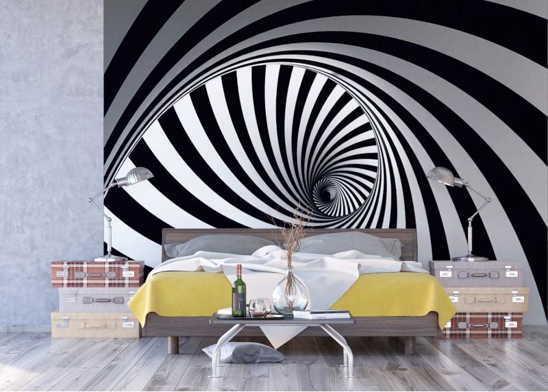 Nekonečnost, AG Design, fototapeta ekologická vliesová do obývacího pokoje, ložnice, jídelny, kuchyně, lepidlo součástí balení, 360x270
