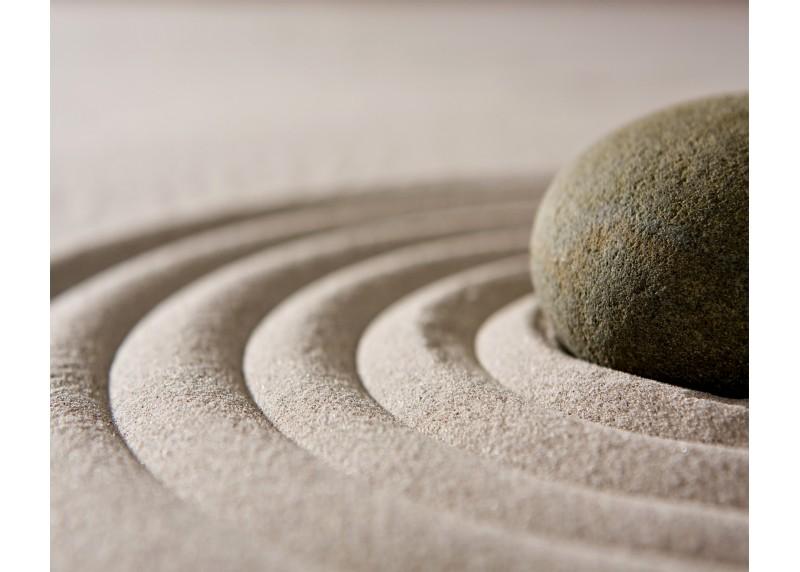 Kámen a písek, AG Design, fototapeta ekologická vliesová do obývacího pokoje, ložnice, jídelny, kuchyně, lepidlo součástí balení, 360x270